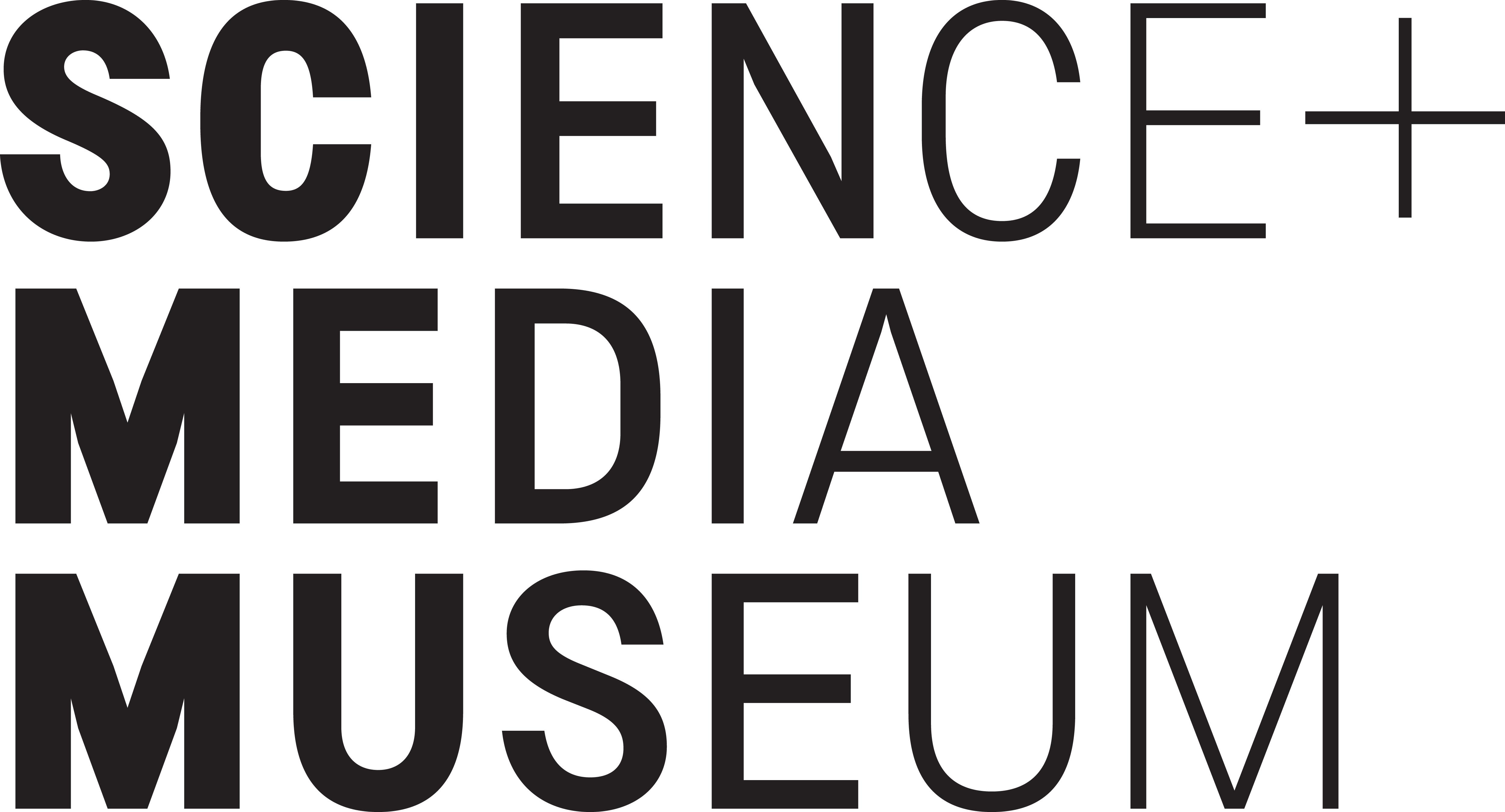 Science + Media Museum (Bradford) logo