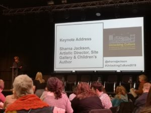 Engage Conference, 2019, GEM, Keynote, Speaker, Sheffield